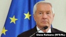 Генеральный секретарь Совета Европы Турбьорн Ягланд