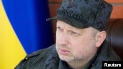 Спікер українського парламенту Олександр Турчинов