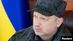 «اولکساندر تورچینف»، رئیسجمهوری موقت اوکراین.