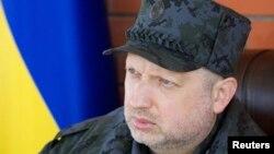 Голова Верховної Ради України Олександр Турчинов
