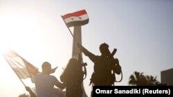 Сирійці в Дамаску протестують проти ударів коаліції