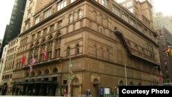 Концертний зал Carnegie Hall у Нью-Йорку