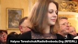 Чемпіонка світу зі швидких шахів і з бліцу Анна Музичук