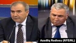 Cəmil Həsənli və Hafiz Hacıyev
