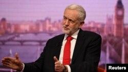 Lideri i Partisë Laburiste, Jeremy Corbyn.