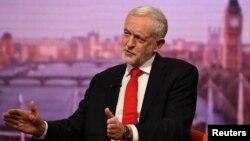 Lideri i laburistëve në Britani, Jeremy Corbyn.