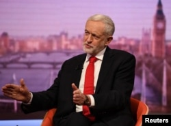 Jeremy Corbyn, liderul laburiștilor, cere alegeri generale anticipate