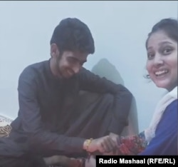 """Sunny Kumar said that just 10 days before her disappearance, Simran had tied a """"rakhi"""" armband on her younger brother's arm to signify a sister's love."""