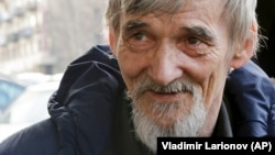 Russian historian Yury Dmitriyev (file photo)