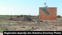 Početak gradnje na deponiji