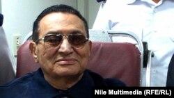 Müsüriň ozalky prezidenti Hosni Mubarak