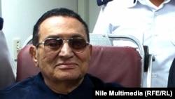 Колишній президент Єгипту Хосні Мубарак, серпень 2014 року