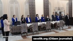 Соли 2019, интихоботи парлумонии Узбекистон