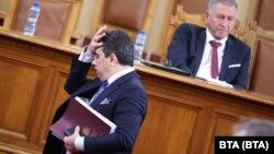 Финансовият министър Асен Василев. Снимката е архивна.
