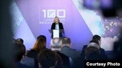 По словам Натии Турнава, государство планирует одновременно выручить до 200 миллионов лари