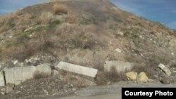Ялта, полигон по захоронению твердых бытовых отходов