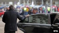 Министърът на правосъдието Данаил Кирилов