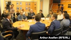 """Церемония подписания соглашения """"За честные выборы"""" в Башкирии"""