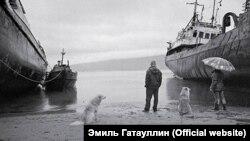 Колыма. Морской порт в бухте Нагаево. Фото Эмиля Гатауллина