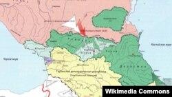 Ламанхойн Республика (1918-1919)