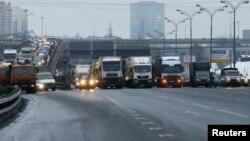 Rusiya rəsmisi dövlətə məxsus yolun 50 kilometrlik hissəsini oğurlamaqda ittiham olunur.