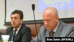 Vinko Dumančić i Vitomir Bijelić