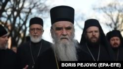 митрополитот црногорско-приморски Амфилохие