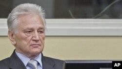 Момчило Перишич - бывший глава Генштаба югославской армии