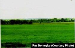 Жыбартоўшчына. Здымак Пас Дамейкі, 1999 год.
