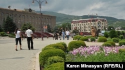 Нагорный Карабах - столица Степанакерт