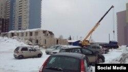 "Площадка строительства ""Салават күпере"""