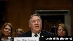 Майк Помпео, новый государственный секретарь США.
