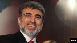Turkish Energy Minister Taner Yildiz
