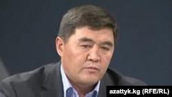 Қамчибек Ташиев.