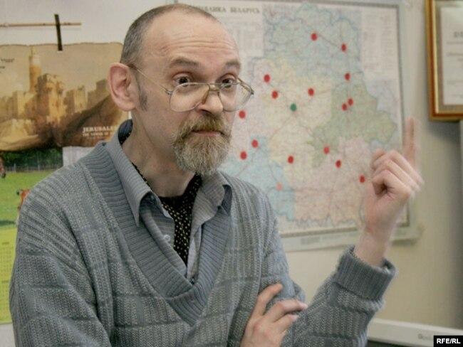 Аляксандар Зьдзьвіжкоў у 2008 годзе