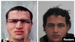 Suspectul Anis Amri, poze postate de poliția germană , 22 decembrie 2016