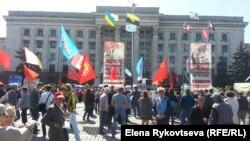 Одесса, митинг 26 апреля