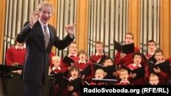 Концерт «Knabenkantorei Basel» у в органному залі Рівненської філармонії, Острог