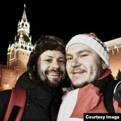 Иван Ярцев и Дмитрий Чуносов