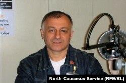 Алик ГIабдулхIамидов, журналист