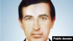 Uzbekistan - Political prisoner Murod Jorayev, undated