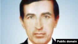 Узбекский диссидент Мурад Джураев.