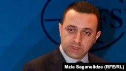 Грузияның отставкаға кеткен премьер-министрі Ираклий Гарибашвили.