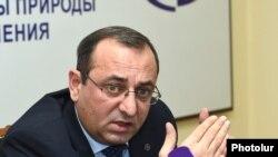Член Верховного органа АРФ «Дашнакцутюн» Арцвик Минасян