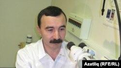 Күз табибы Радик Тайгузин