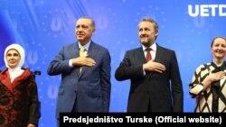 Erdoan i Izetbegović