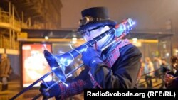 Фестиваль світла у Хаддерсфілді (фото зі сторінки у Facebook)