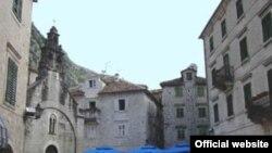 Kotor - Stari grad, arhivska fotografija