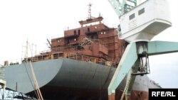 Brodogradilište u Trogiru