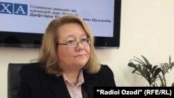 Туула Юрёла, глава Программного офиса ОБСЕ в Таджикистане